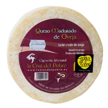 queso-la-cruz-del-pobre-de-oveja-curado