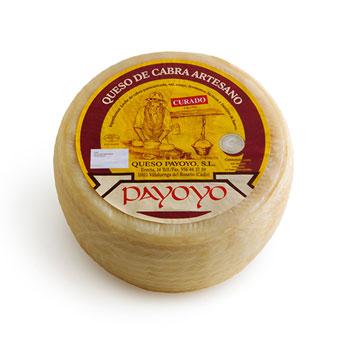 queso-payoyo-de-cabra-curado