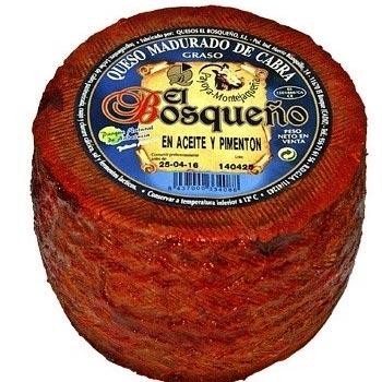 queso-de-cabra-curado-al-pimenton-el-bosqueno