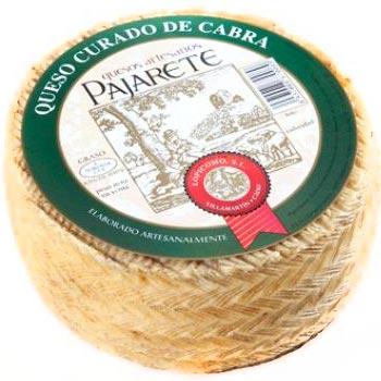 queso-de-cabra-curado-pajarete