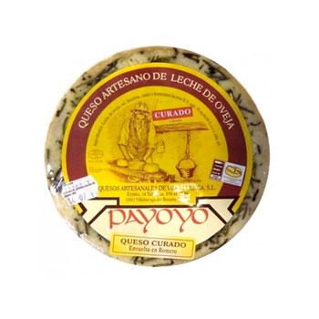queso-payoyo-de-oveja-curado-al-romero